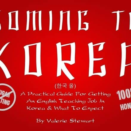 Coming To Korea Cover