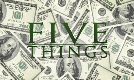 5 Things You Can Do To Improve Your Finances & Start Living Your Dreams