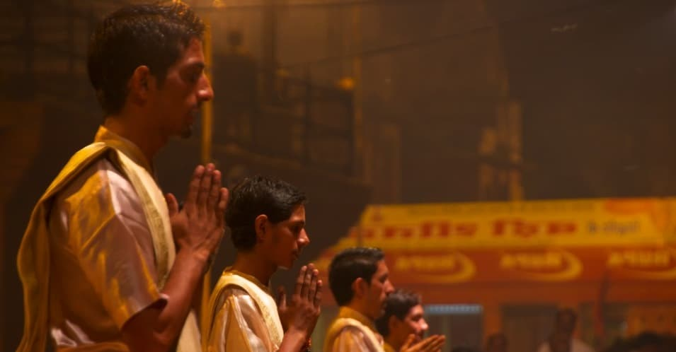 Travel Photo Of The Week: Ceremony By The Ganges – Varanasi, India