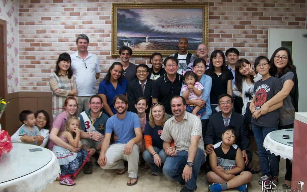Brothers and Sisters in Asia