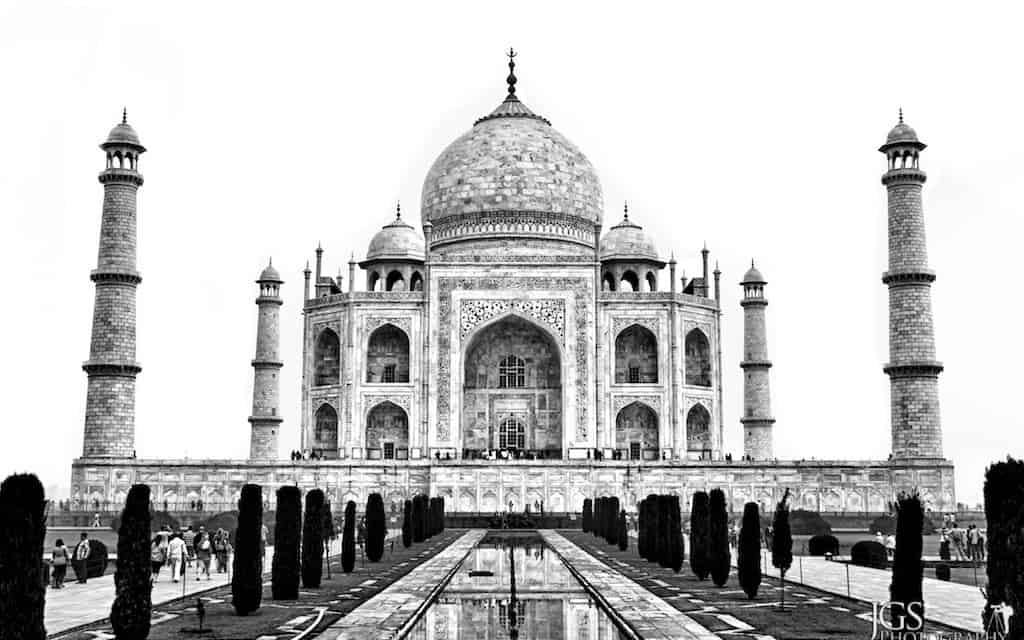 Travel Photo Of The Week: The Taj Mahal – Agra, India