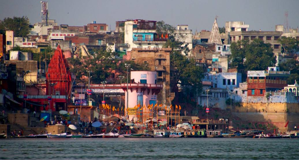 Train Tour of Northern India, Part I: Varanasi, The Holy City