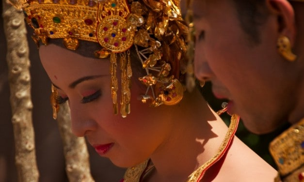 Travel Photo Of The Week: A Balinese Wedding – Bali, Indonesia