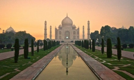Train Tour of Northern India Part III: Agra, the City of Eternal Love