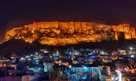 A Train Tour Through Northern India, Part VI – Jodhpur, The Blue City