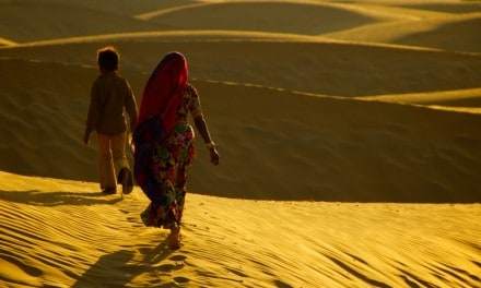 A Train Tour Through Northern India, Part VII – Jaisalmer, The Desert City