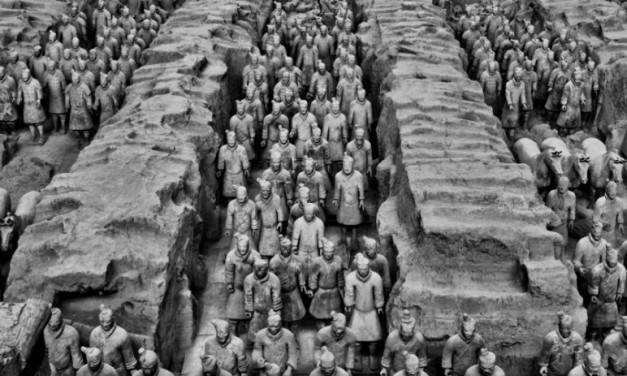 Suspended in Time:  China's Terracotta Army
