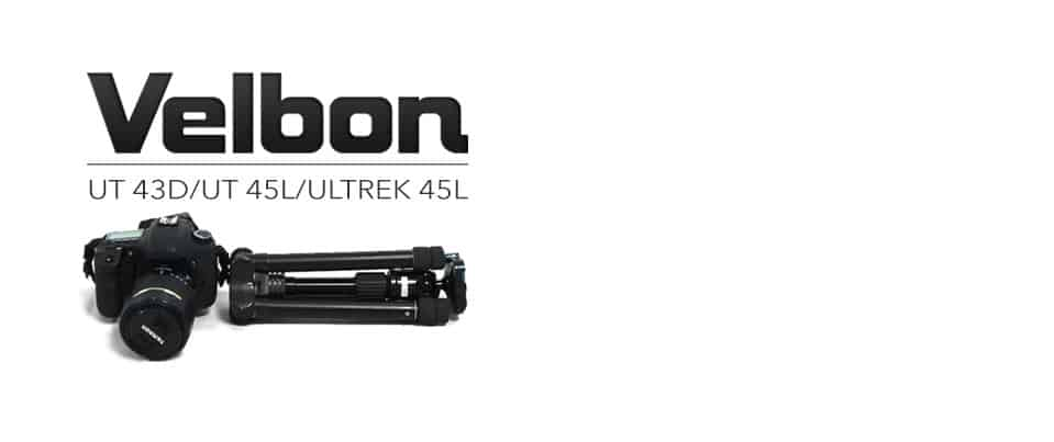 The Ultimate Travel Tripod – A Velbon 43-D II Review